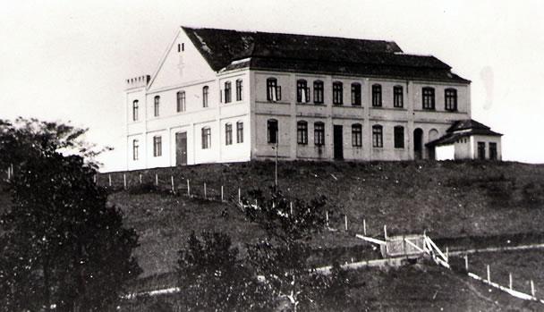 Antiga sede da SEB