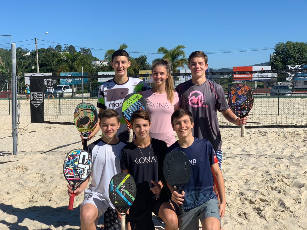 Atletas convocados para os Jogos Pan-Americanos de Beach Tennis