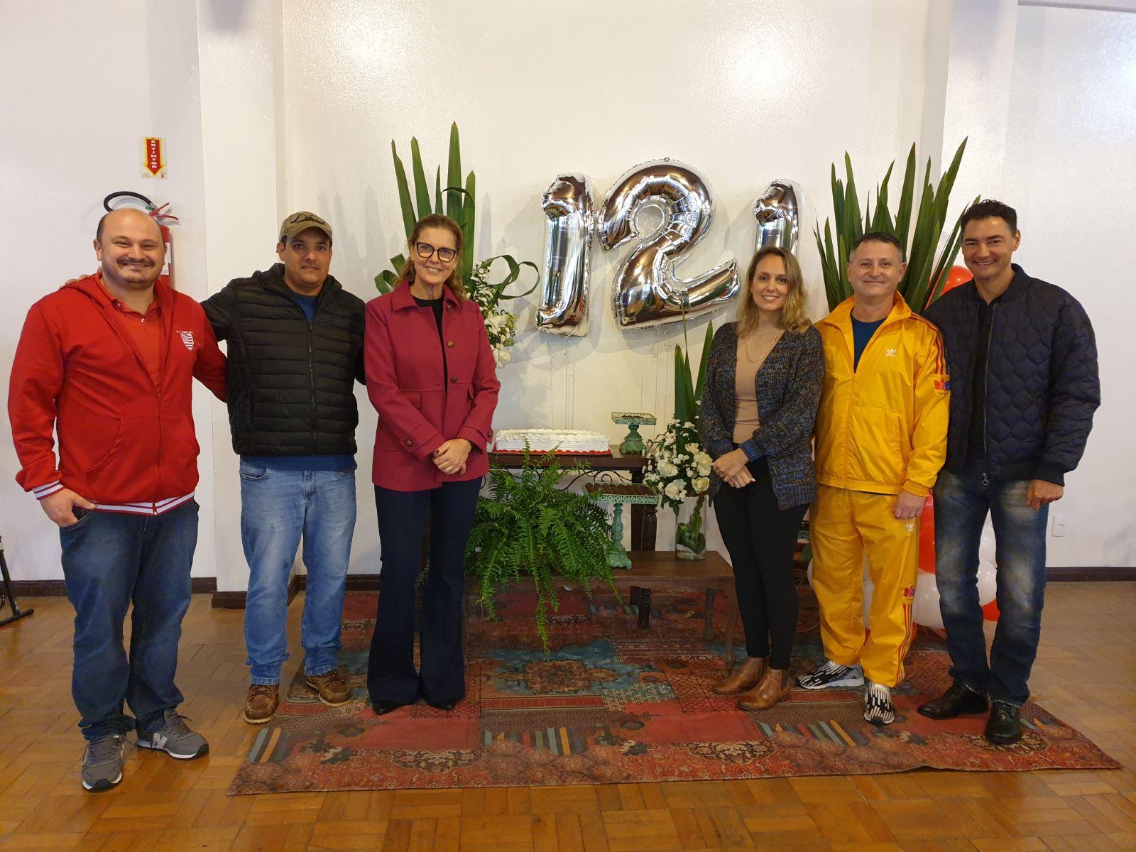 Competições esportivas marcaram a comemoração de 121 anos