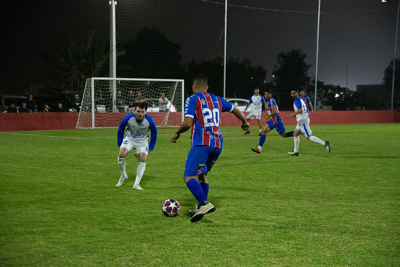 Bandeirante realiza campeonato de futebol