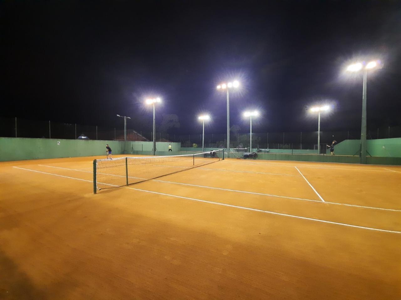 Bandeirante sedia torneio estadual de Tênis