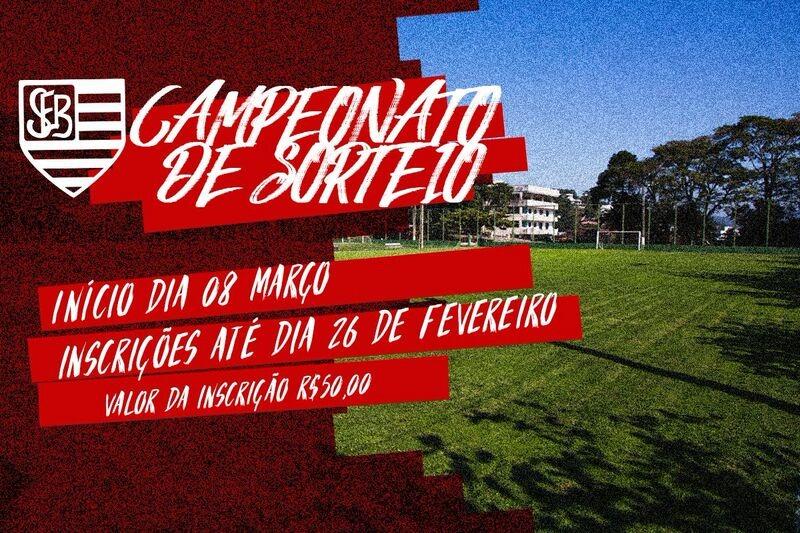 CAMPEONATO DE SORTEIO 2018