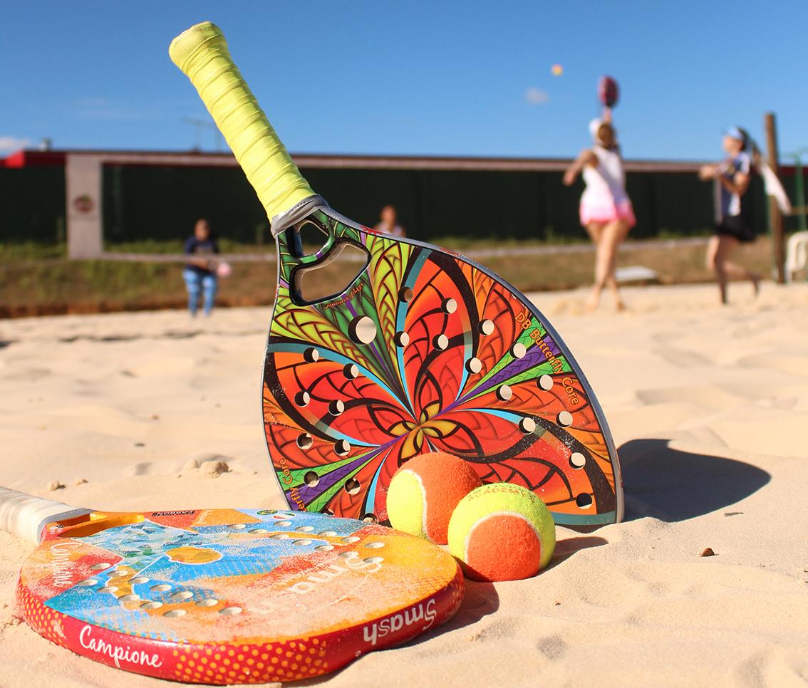 BAND CUP! BEACH TENNIS
